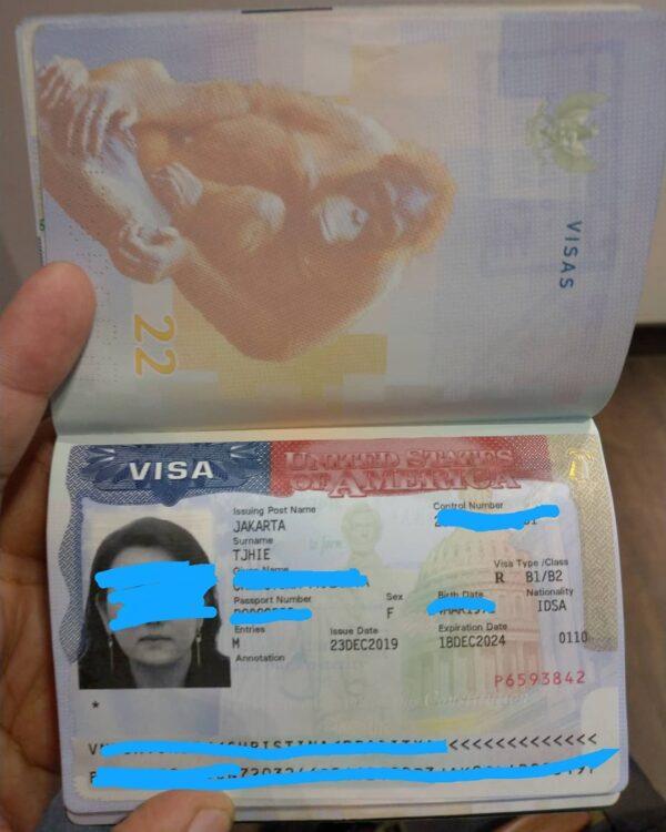 Buy fake US visas online