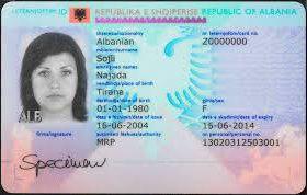 buy real quality albanian id