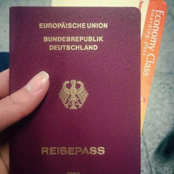 buy fake german passport