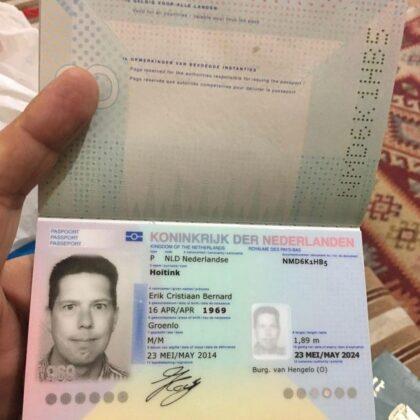 buy fake dutch passport online