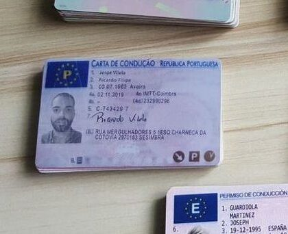 buy quality portuguese driver's license