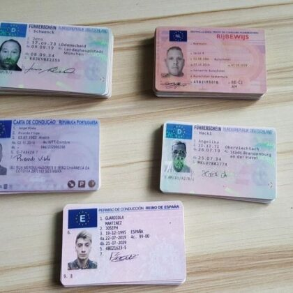 Buy Quality spanish drivers license