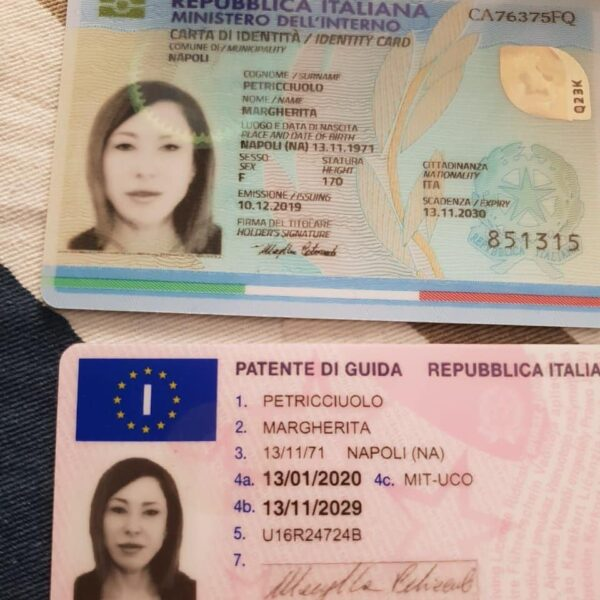buy quality italian electronic id card