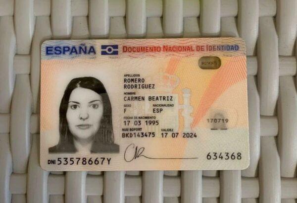 Buy Quality Spanish ID online