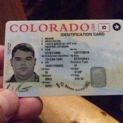 Buy Colorado ID Card Online