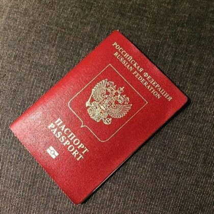 buy real fake russian passport