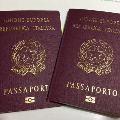 buy express italian passport online