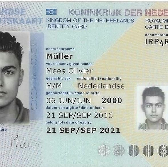 buy fake quality dutch id