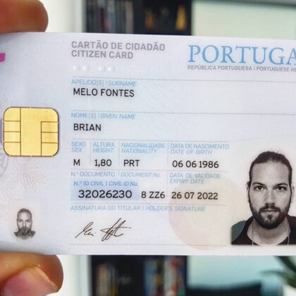 buy quality portuguese id online