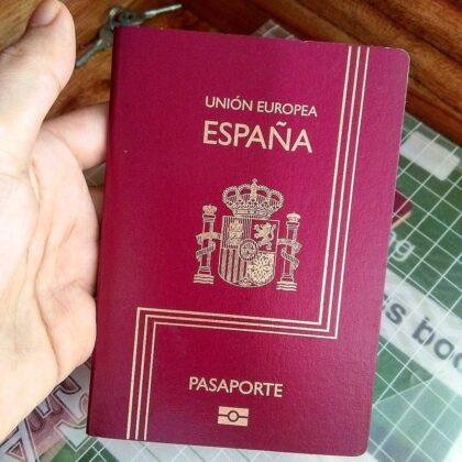 buy quality spanish passport