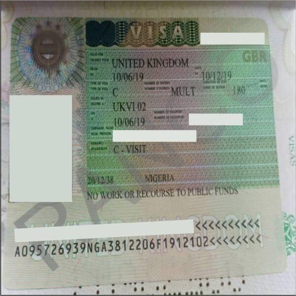 buy fake fake uk visas online