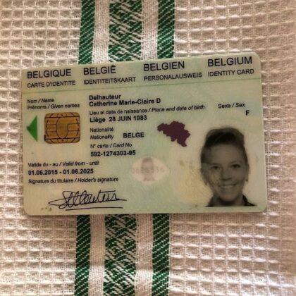 buy fake belgian id online