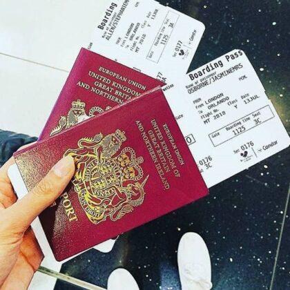 Express Uk Passport Online