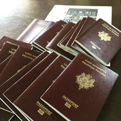 buy quality french passport
