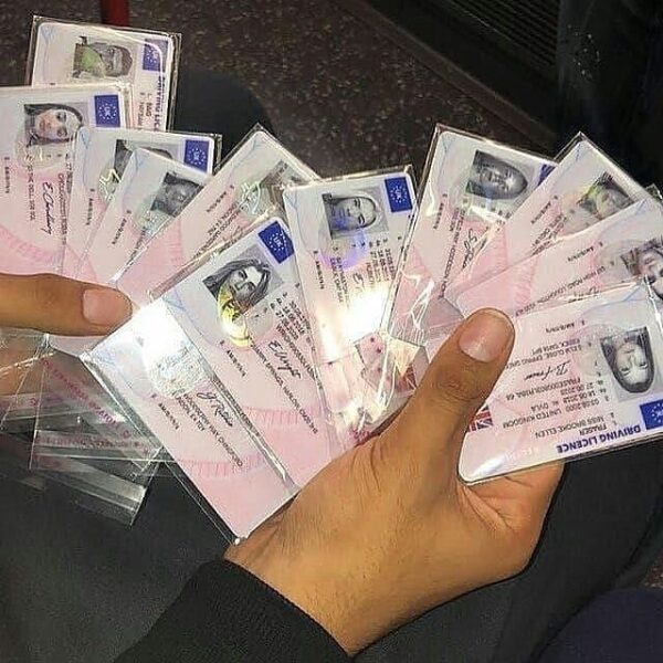 buy uk drivers license online