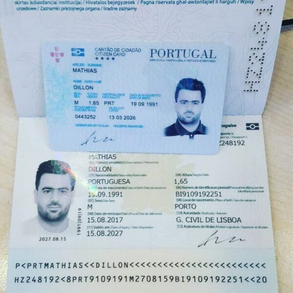 Buy Quality Portuguess Passport online