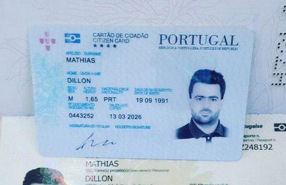 Buy fake portuguese id online