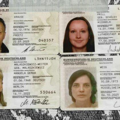 buy quality german id online