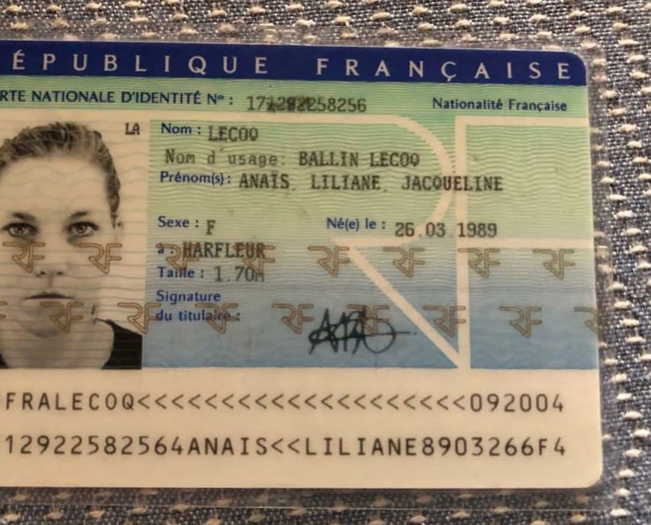 buy french national id online