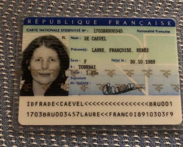 buy french id card online