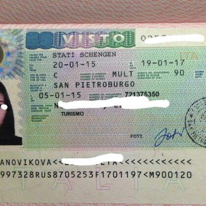 buy fake italian visas online