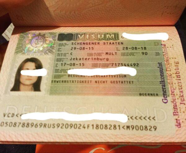 fale german schengen visa for sale