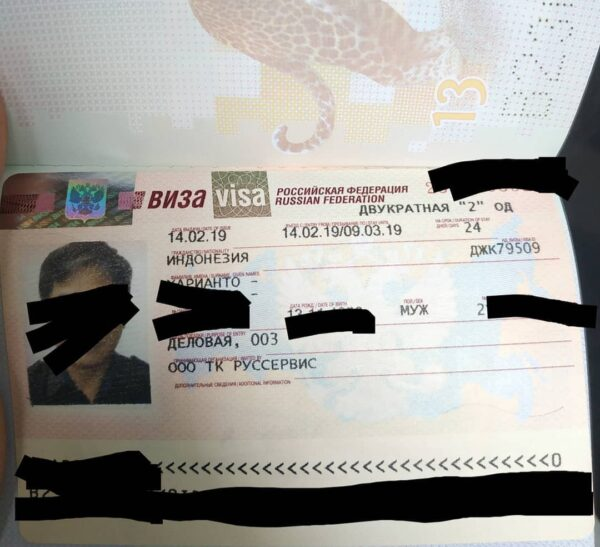 fake russian visas for sale