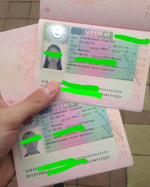buy fake german visas online