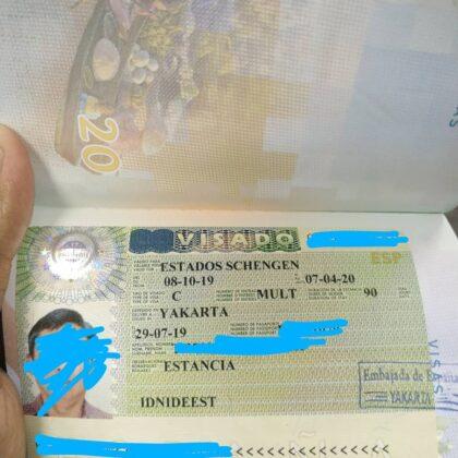 buy fake spanish visa online