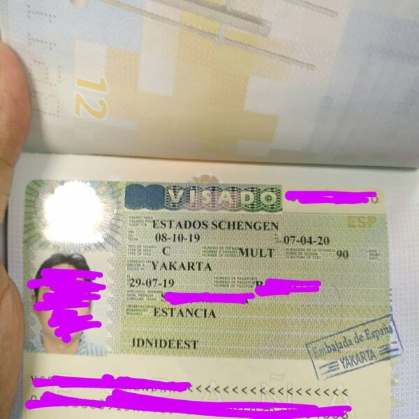 fake spanish visas for sale