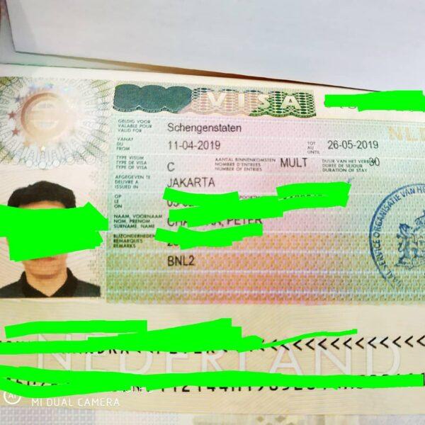 buy fake netherland visa online