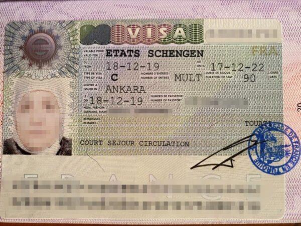 fake frencn schengen visa for sale