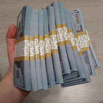 $10,000 Counterfeit