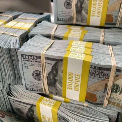 $100,000 counterfeit