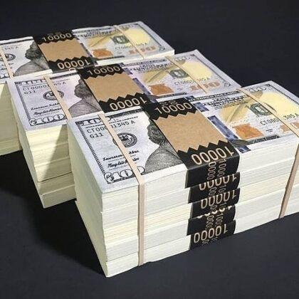 $50,000 Counterfeit